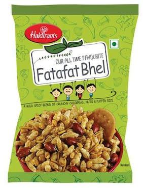 Haldirams  Namkeen - Fatafat Bhel 45 g