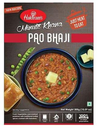 Haldirams Ready To Eat Pav Bhaji 300 g