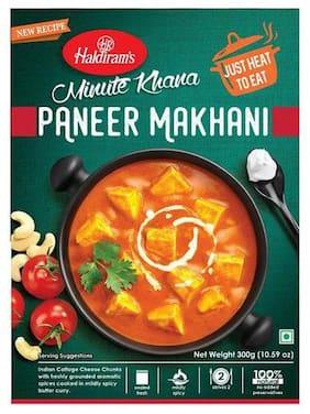 Haldirams Ready To Eat Paneer Makhani 300 g