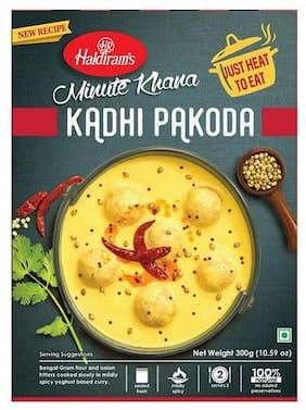 Haldirams Ready To Eat Kadhi Pakoda 300 g