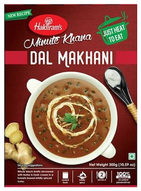 Haldirams Ready To Eat Dal Makhani 300 g