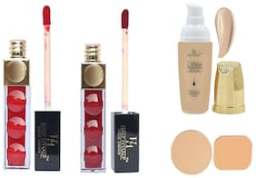 Half N Half Multipurpose Professional Collection Combo for Girls/Women
