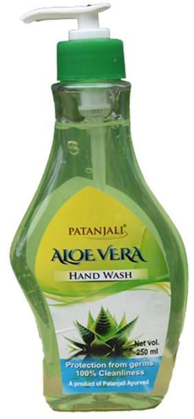 Patanjali Aloevera Hand Wash 250 ml
