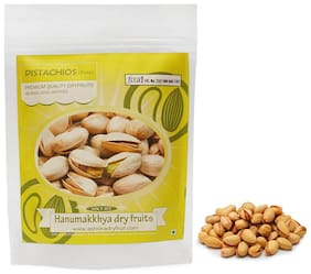 Hanumakkhya Dry Fruits Californian Roasted and Salted Pistachios;(Gold) - 800g