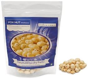 Hanumakkhya Dry Fruits Lotus Seed Pop/Gorgon Nut Puffed Kernels (Phool Makhana) Fox Nut Organic - 800g