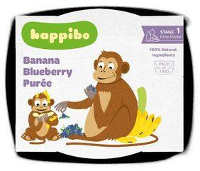 Happibo Banana Blueberry Puree 100 gm