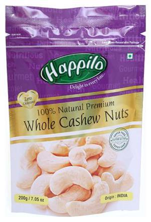 Happilo 100% Natural Premium Cashews 200 g