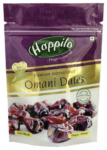 Happilo Dates   International  Omani  Premium  250 g