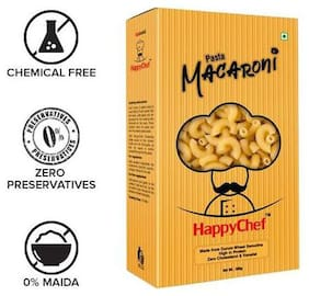 Happy Chef Pasta - Macaroni 500 Gm