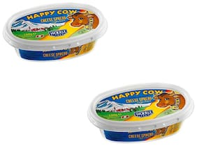 Happy Cow Cheese - Spread TUB 150g Pack of 2