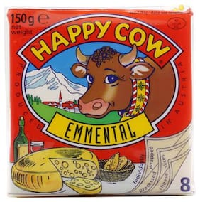 Happy Cow Emmental 150 gm