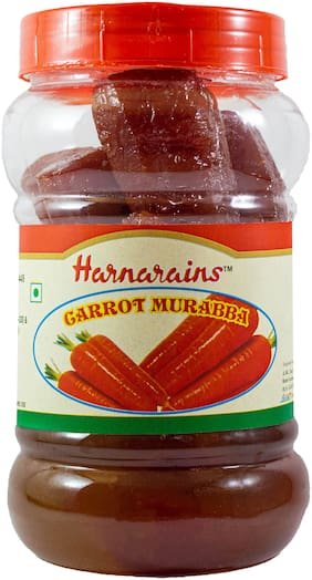 Harnarains Carrot Murabba in Syrup (900g)