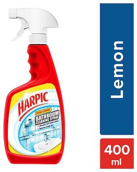 Harpic Bathroom Cleaning Spray - Extra Strong 400 ml