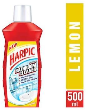 Harpic Bathroom Cleaning Liquid - Lemon 500 ml