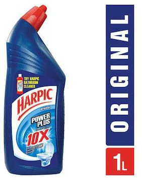 Harpic Disinfectant Toilet Cleaner - Original  Power Plus 1 L
