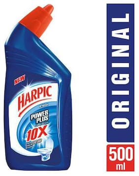 Harpic Disinfectant Toilet Cleaner - Original  Power Plus 500 ml