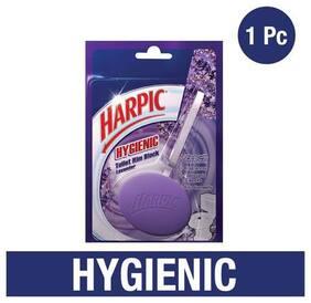Harpic Hygienic Toilet Rim Block - Lavender 26 g