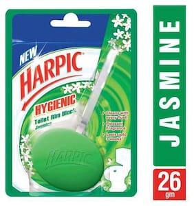 Harpic Hygienic Toilet Rim Block - Jasmine 26 g
