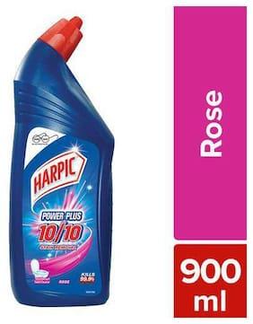 Harpic Power Plus Toilet Cleaner - Rose 900 ml