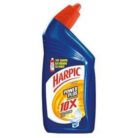 Harpic Power Plus Orange Disinfectant Toilet Cleaner 1L
