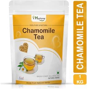 Hashpop 100% Natural Chamomile Flower Tea - 1kg