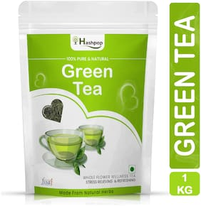 Hashpop Best Quality Green Tea - 1kg
