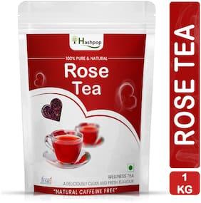 Hashpop Rose Green Tea For Weight Loss-1kg