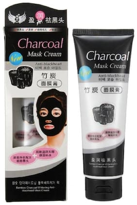 HBO Activated Charcoal Mask Black Head Remover Mask