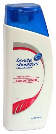 Head & Shoulder Anti-Dandruff Conditioner - Smooth & Silky 80 ml