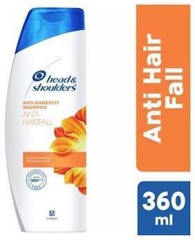 Head & Shoulder Anti-Dandruff Shampoo - Anti Hairfall 360 ml