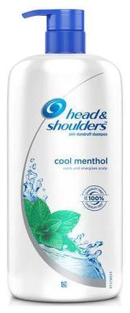 Head & shoulders  - Cool Menthol Shampoo 1 L