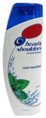 Head & Shoulder Anti Dandruff Shampoo - Cool Menthol 340 ml