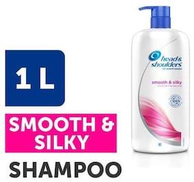 Head & Shoulders Shampoo - Smooth & Silky 1Ltr