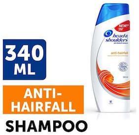 Head & Shoulder Antidandruff Shampoo Anti Hairfall 340 ml