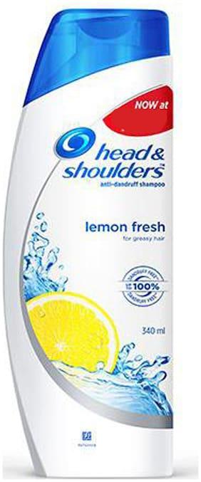 Head & Shoulder Antidandruff Shampoo Lemon Fresh 340 Ml