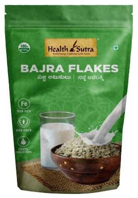 Health Sutra Flakes - Bajra 250 g