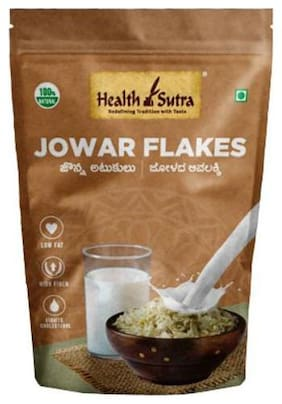 Health Sutra Flakes - Jowar 250 gm