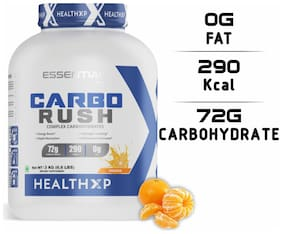 HealthXP Essential Series Carbo Rush 6.6lb Orange
