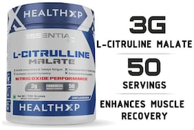HealthXP Essential Series L-Citrulline Malate 150g Unflavoured