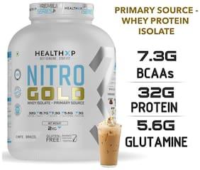 HealthXP Premium Series Nitro Gold 2kg Cafe Brazil