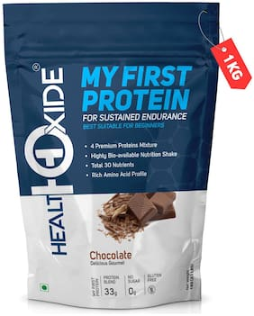 HealthOxide My First Protein Chocolate 1 kg