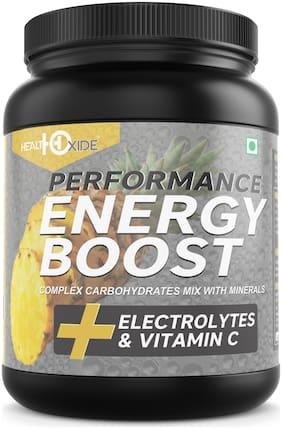 HEALTHOXIDE Energy Boost Extra Power Energy Drink (Pine Apple )1 kg