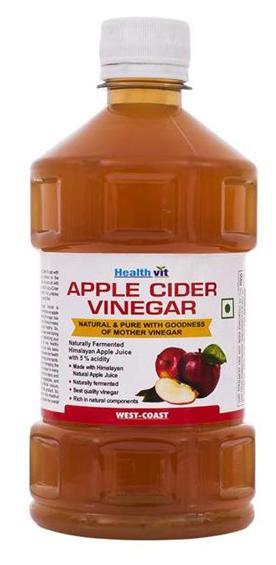 HealthVit Apple Cider Vinegar 500 ml