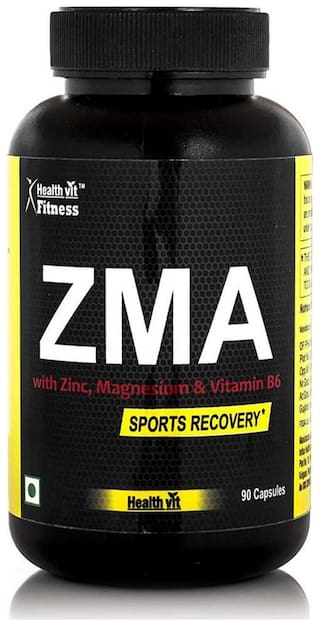 Healthvit Zma Nightime Recovery Support - 90 Capsules