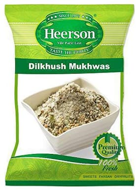 Heerson's Mukhwas Dilkhush Mukhwas (100gm each) Pack of 2