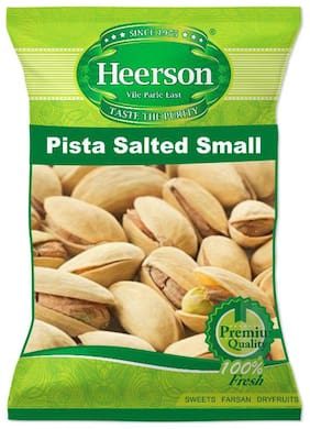 Heerson's Pista Salted Small-250g
