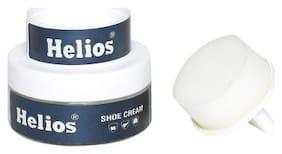 Helios Shoe cream glass jar (Natural)48gm