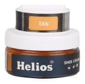 Helios Shoe cream glass jar (Tan)48gm