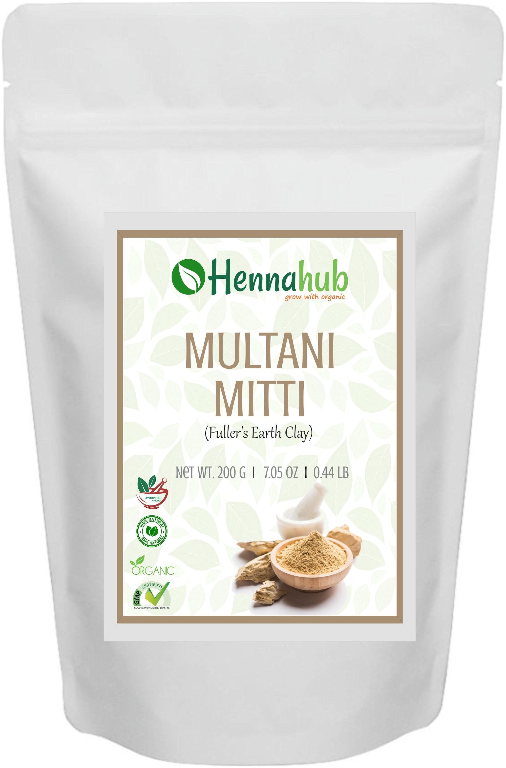 Hennahub Multani Mitti