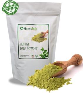 HENNAHUB Natural Henna Leaves Powder/ Mehndi 250g